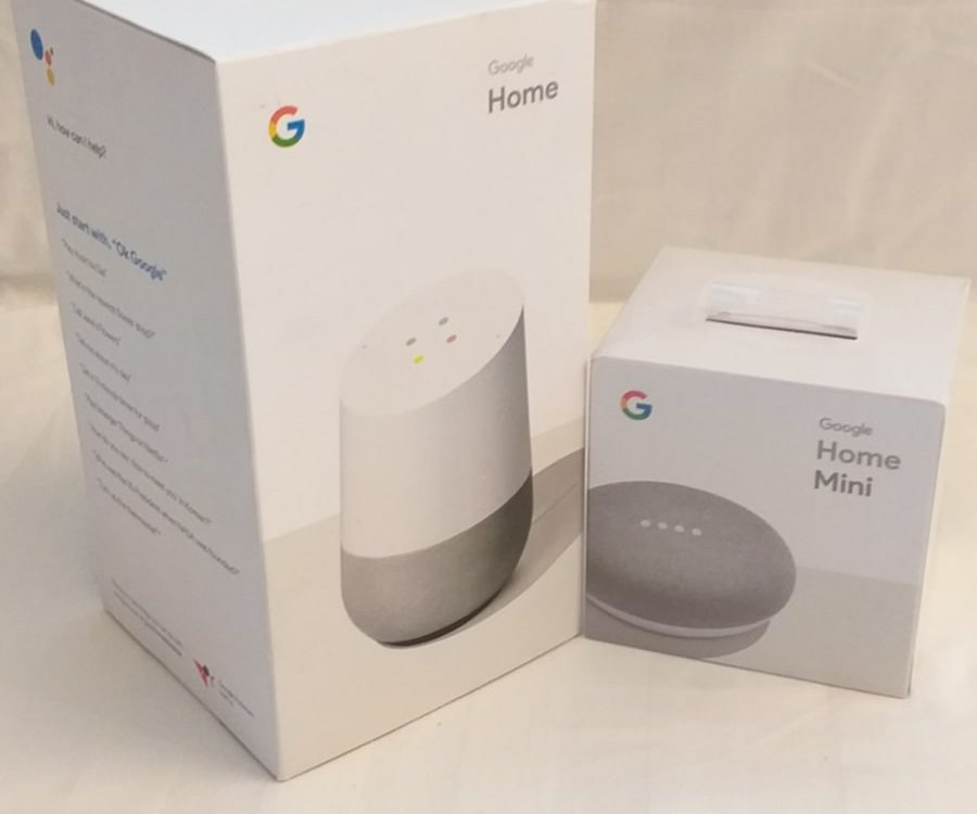 products-purchased-google-home-devices