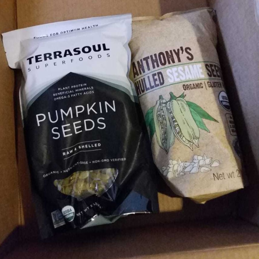 products-purchased-pumpkin-&-sesame-seeds