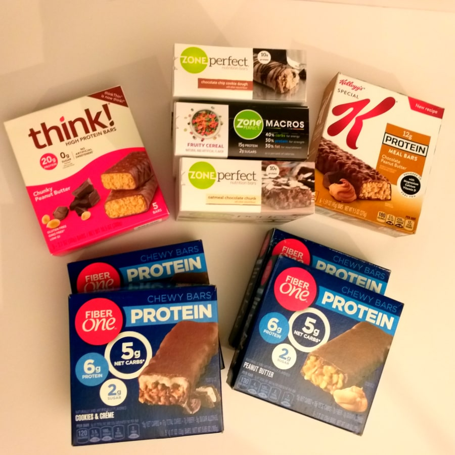 products-purchased-protein-bars