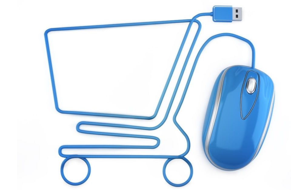 shopping-cart-drawn-from-mouse-cord